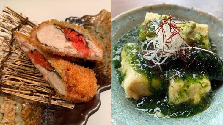 うろこ料理2