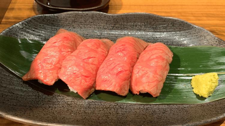 大滝牛寿司